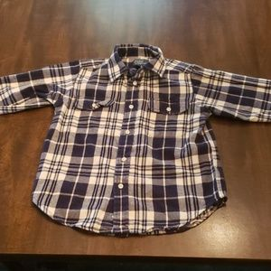 Polo by Ralph Lauren Shirts & Tops - Boys Ralph Lauren polo flannel